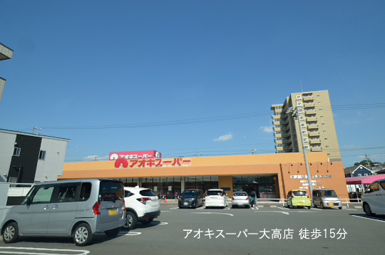 アオキスーパー大高店のコピー