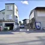 刈谷市司町7丁目土地の間口は5.4mです。