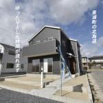 東浦町緒川よしはざま新築戸建は全4棟です。