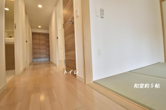 アトレ東刈谷グリーティングコートの和室です。