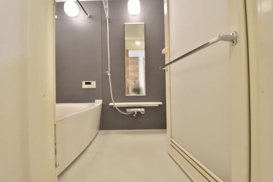 アトレ東刈谷グリーティングコートの浴室です。