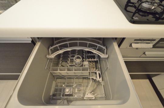 食器洗い乾燥機付
