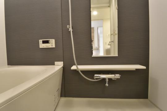 アトレ東刈谷グリーティングコートの浴室カウンター。