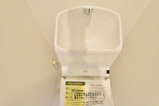 アトレ東刈谷グリーティングコートのトイレ吐水口。