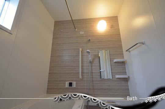 知立市八橋町 浴室
