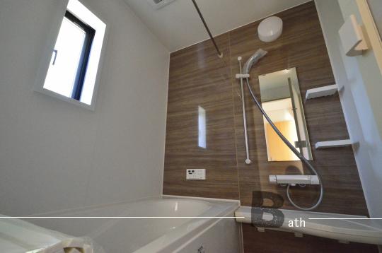 1坪サイズの浴室