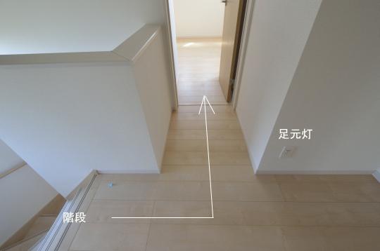 二階の洋室