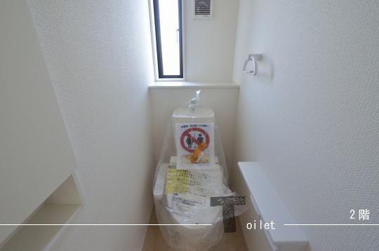二階トイレ TOTO製