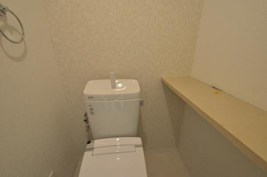 トイレ カウンター付