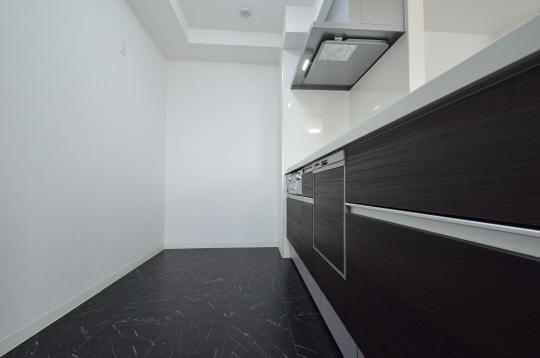 対面式のキッチン マンション