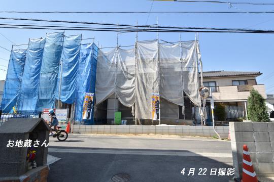 東浦町石浜青木の新築戸建です。