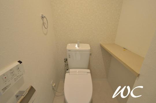 グローリアス安城和泉町 トイレ