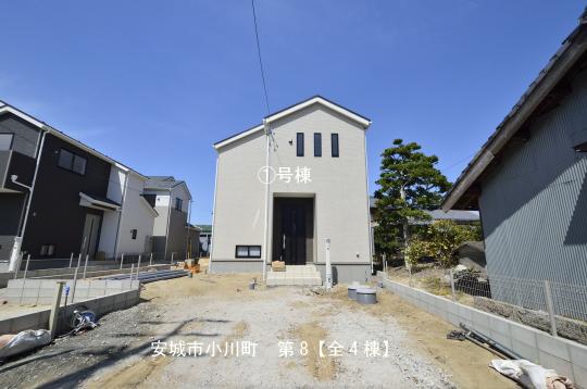 安城市小川町 インナーバルコニーがある家