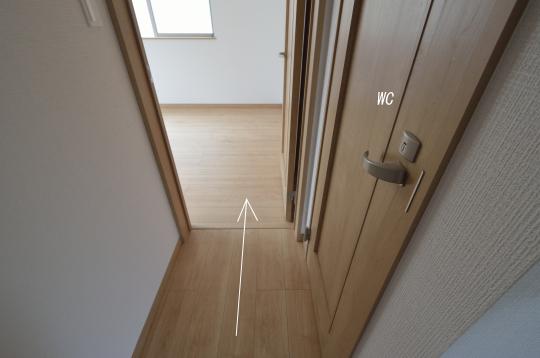 二階洋室 知立市新築