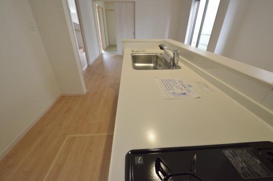 調理作業スペース キッチン
