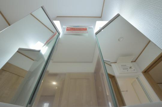 洗面ドレッサー三面鏡