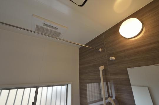浴室暖房乾燥機付