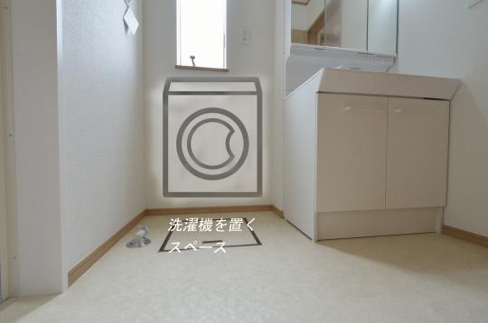 洗濯機 サイズ確認必要
