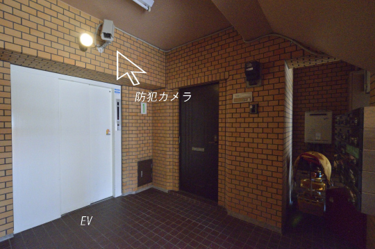 エレベーターがあるマンション