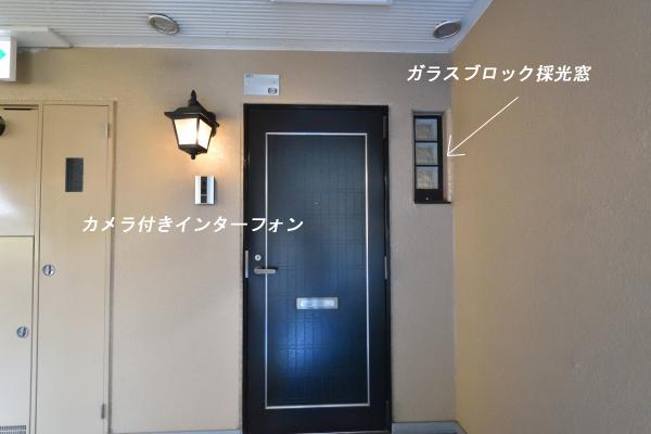 シャトレー刈谷重原南館の玄関ドア