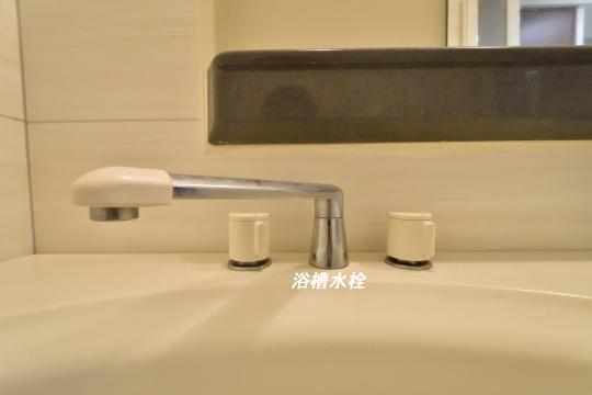 ダイアパレス刈谷司町の浴室水栓
