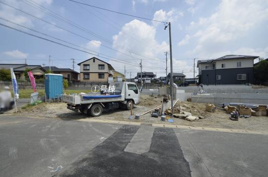 高浜市の家 基礎工事