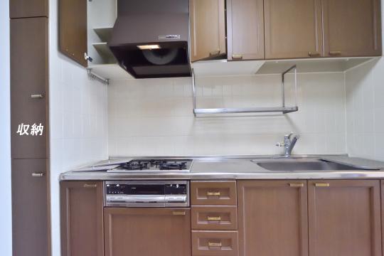 グローリアス刈谷のシステムキッチンです