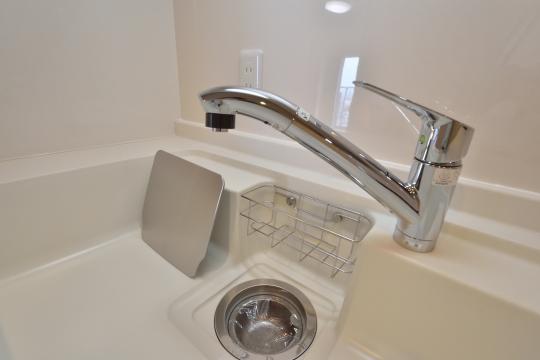 エスポア刈谷のキッチン水栓