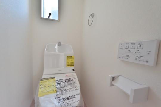 刈谷市大正町4丁目A棟の1階トイレ