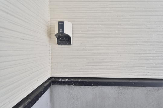 刈谷市大正町4丁目A棟EV用屋外コンセント