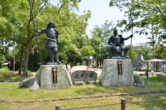 桶狭間古戦場公園 (2)