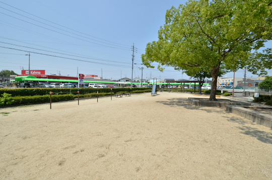 桶狭間古戦場公園 (1)