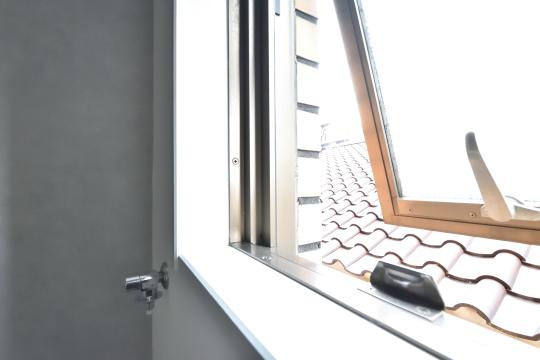 大和レジデンス相生2の洗面室には窓があります
