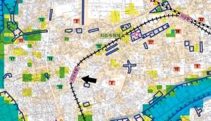 エスポア刈谷ハザードマップ