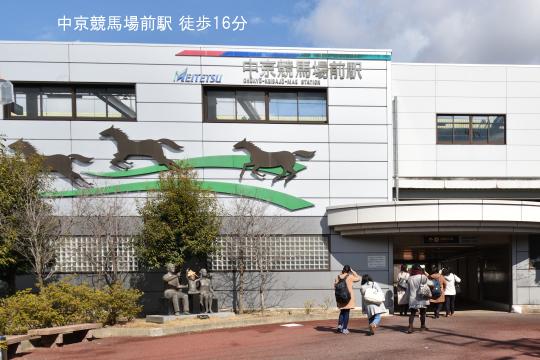 中京競馬場前駅のコピー