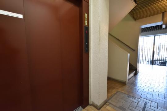 中央マンション刈谷のエレベーター