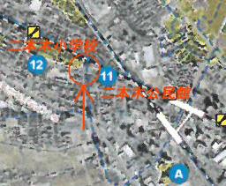 キャスリオン緑町マンション ハザードマップ