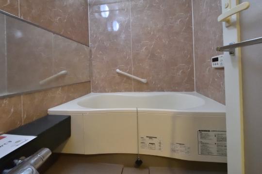 ソシアルセイワ知立弘法の浴室