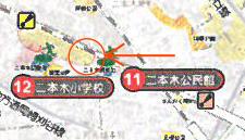 安城市ハザードマップ