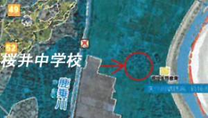 安城市ハザードマップ 矢作川