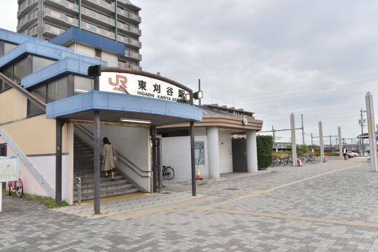 東刈谷駅南口