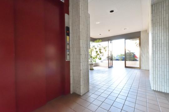 ユニオンハイツ刈谷東陽のエレベーター