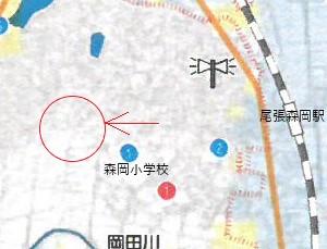 東浦町ハザードマップ