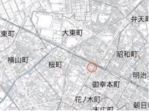 ハザードマップ1
