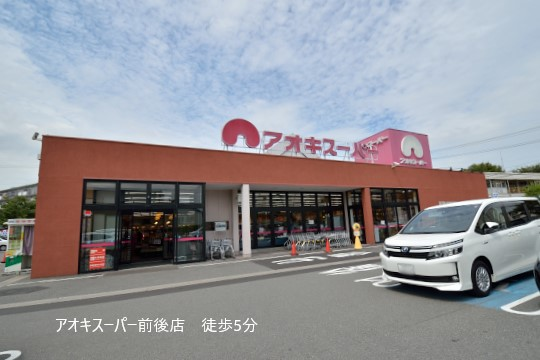 アオキスーパー豊明店 (1)