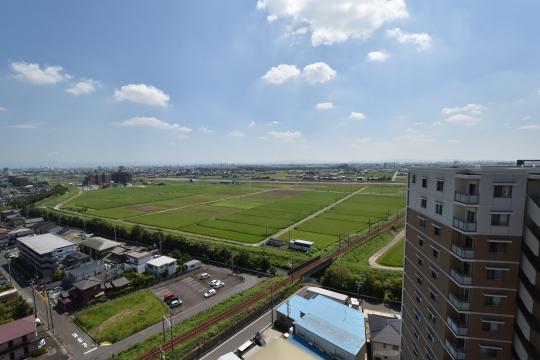 カルティア刈谷松坂の眺望